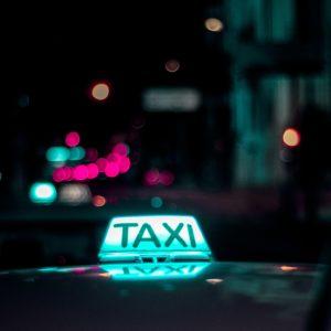 bezpieczna taksówka